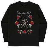 [언더에어] UNDERAIR Miracle Trap Sweat Shirt - Black 후디 후드티셔츠