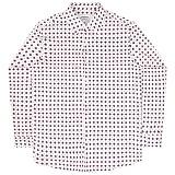 [언더에어] UNDERAIR Demencer Shirts - White 긴팔남방 긴팔셔츠