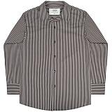 [언더에어] UNDERAIR Edith Shirts - Brown 긴팔남방 긴팔셔츠