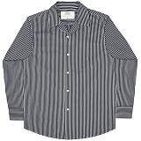 [언더에어] UNDERAIR Edith Shirts - Navy 긴팔남방 긴팔셔츠
