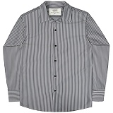 [언더에어] UNDERAIR Bryony Shirts - Black 긴팔남방 긴팔셔츠