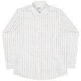 [언더에어] UNDERAIR Rope Child Shirts - White 긴팔남방 긴팔셔츠