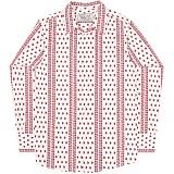 [언더에어] UNDERAIR Hiraeth Shirts - Red 긴팔남방 긴팔셔츠