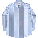 [언더에어] UNDERAIR Corenant Shirts - Blue 긴팔남방 긴팔셔츠