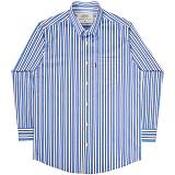 [언더에어] UNDERAIR Plenilune Shirts - Blue 긴팔남방 긴팔셔츠