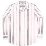 [언더에어] UNDERAIR Tully Shirts - Ivory 긴팔남방 긴팔셔츠