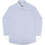 [언더에어] UNDERAIR Petrichor Shirts - Sky Blue 긴팔남방 긴팔셔츠