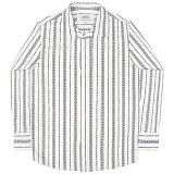 [언더에어] UNDERAIR Chivalry Shirts - Ivory 긴팔남방 긴팔셔츠