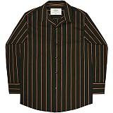 [언더에어] UNDERAIR Elderine Shirts - Khaki 긴팔남방 긴팔셔츠
