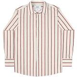 [언더에어] UNDERAIR Elderine Shirts - Ivory 긴팔남방 긴팔셔츠