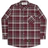 [언더에어] UNDERAIR Daydream Shirts - Burgundy 긴팔남방 긴팔셔츠