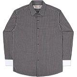 [언더에어] UNDERAIR Heyday Shirts - Navy 긴팔남방 긴팔셔츠