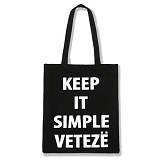 VETEZE - Kis Bag(BK) 에코백