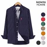 레이먼옴므 - 착한 루즈핏 셔츠 RH2239MT