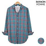 레이먼옴므 - 3번롱체크 셔츠 RH2074MS