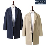 [해리슨] HARRSION 오버핏 타임 싱글 코트 SU1067