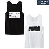 [해리슨] HARRSION HOT ICE나염 골지나시 SM1024