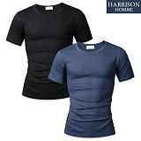 [해리슨] HARRSION 반팔 라운드넥 티셔츠 MD1125