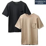 [해리슨] HARRSION 워싱 포켓 라운드 CS1238
