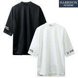 [해리슨] HARRSION 코듀로이배색 나염 티셔츠 CS1242