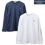 [해리슨] HARRSION 코카 자수 긴팔티 MJ1200