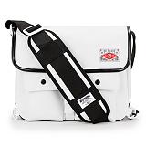 [핍스] PEEPS retro messenger bag(white)_메신저백_크로스백