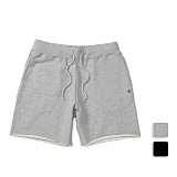 [언리미트]Unlimit - Half Pants (U17BBPT13) 쭈리 트레이닝 스��팬츠 추리닝 반바지