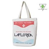 [라플로리다] laflorida - LAF 에코백 아이보리