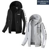 [해리슨] HARRSION 다크 스트릿 후드 집업 RT1186