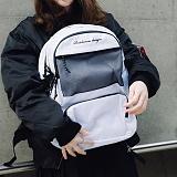 [로아드로아]ROIDESROIS - OMG BACKPACK (WHITE) 가방 백팩 망사백팩 메쉬백팩