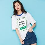 [모티브스트릿] MOTIVESTREET - HAINZ SST WHITE 반팔티 티셔츠