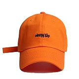 [슬리피슬립]SLEEPYSLIP - [unisex]#2 SIGNATURE ORANGE BALL CAP  볼캡 야구모자