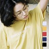 [언리미트]Unlimit - Sct Tee (U17BTTS22) 반팔티 반팔 티셔츠