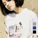 [언리미트]Unlimit - INST Tee (U17BTTS34) 반팔티 반팔 티셔츠
