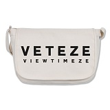 VETEZE - Big Logo Messenger Bag(IV) 메신저백 메일백