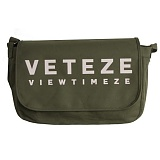 VETEZE - Big Logo Messenger Bag(KK) 메신저백 메일백