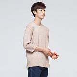 [모니즈] 소프트 스판 7부 티셔츠 (6color) TSL552