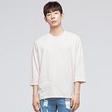 [모니즈] 베이직 코튼 7부 티셔츠 (8color) TSL541