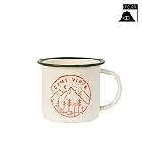 [폴러스터프]POLER STUFF - Slumber Enamel Mug (Off White)