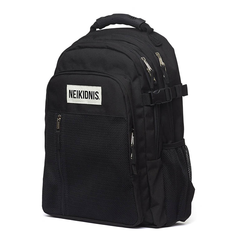 [에코백증정][네이키드니스]3D BACKPACK / BLACK 신학기 백팩 가방