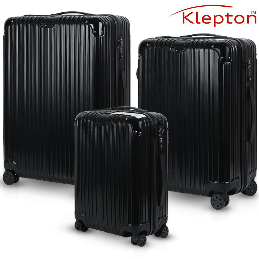 클렙튼 - 여행용캐리어 3종세트 블랙(20+24+29)