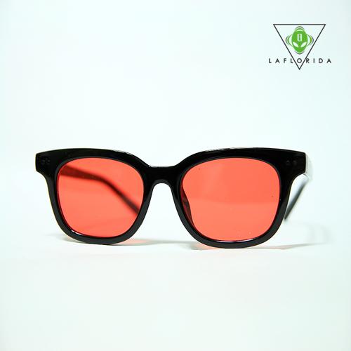[라플로리다] laflorida - 밀워키 레드 틴트 렌즈 선글라스
