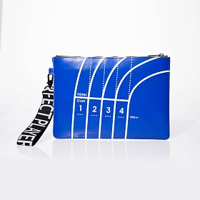 [하이데나이!] MAGIC CLUTCH(blue)