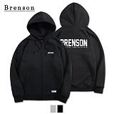 브렌슨 - BR301 로고 후드집업 2컬러