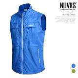 [뉴비스] NUVIIS - 컬러포켓 경량 조끼 (MR051VS)