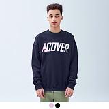 [어커버]ACOVER - URBAN LOGOTYPE SWEATSHIRT 어반 로고타입 스��셔츠
