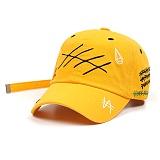 STIGMA - GRAFF BASEBALL CAP YELLOW 야구모자 볼캡