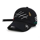 [8월 3일 예약발송]STIGMA - GRAFF BASEBALL CAP BLACK 야구모자 볼캡