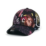 STIGMA - VSC BASEBALL CAP BLACK 야구모자 볼캡