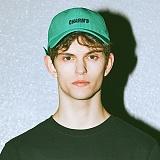 [참스]CHARMS - S LOGO CAP GREEN 야구모자 볼캡